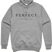 Mr. Perfect Classic Hoodie Grey