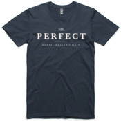 Mr. Perfect Classic Tee Navy