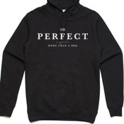 Mr. Perfect Classic Hoodie Black