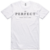 Mr. Perfect Classic Tee White
